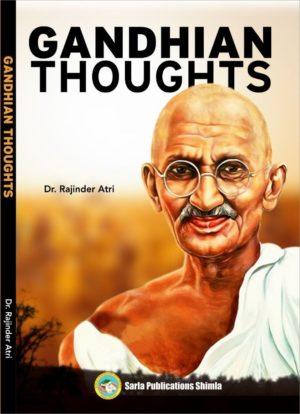Gandhian Thoughts – English [Paperback]